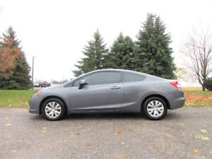 2012 Honda Civic LX Coupe- Automatic w/ Just 136K!!  ONLY $9950