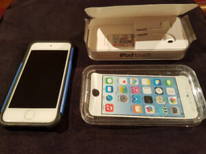 iPod Touch 6th Generation - 128GB (BLUE)