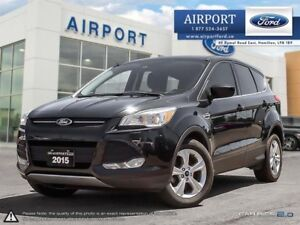 2015 Ford Escape SE FWD with only 140,646 kms