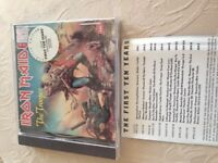 Iron maiden limited edition cd