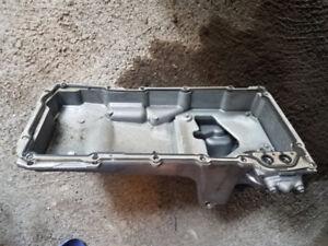 LS GM Vortec Truck oil pans