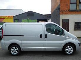 Finance Available! Vauxhall Vivaro 2.0CDTi SWB Sportive van 1 owner rare twin side loading doors (2)