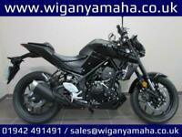 YAMAHA MT-03, 20 REG 0 MILES, PRE-REGISTERED EX DEMO BIKE , NAKED 321cc COMMU...