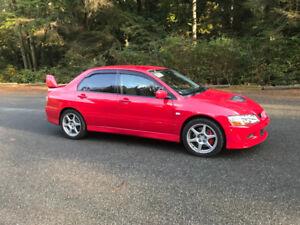 2003 Mitsubishi Evolution GSR