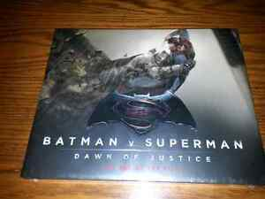 BRAND NEW NEVER OPENED BATMAN-V-SUPERMAN DAWN OF JUSTICE $30.00