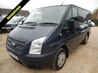 2012 12 FORD TRANSIT T280 2.2 TDCI SWB TREND LOW ROOF 125 BHP 56936 MILES ONLY D
