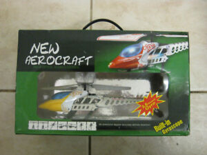 RC Helicopter 3.5 Channels With Gyro Brand New In Box