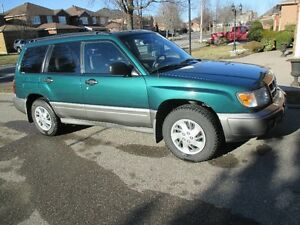 1998 Subaru Forester S Other