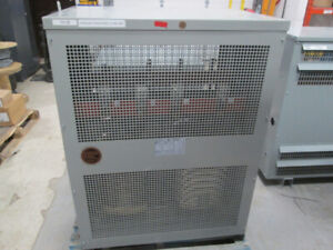 Transformer #4 - 3PH -175KVA- 480/277-208/120V