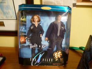 X Files Barbies Kitchener / Waterloo Kitchener Area image 1