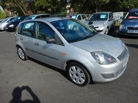 Ford Fiesta 1.4TD 2006MY Style