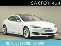 2018 Tesla Model S 100D Auto 4WD 5dr Saloon Electric Automatic