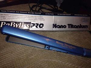 Babyliss Nano Titanium Pro flat iron