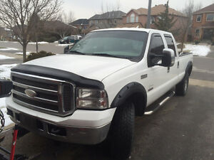 2005 Ford F-350 XLT SUPERDUTY DIESEL 4x4 READY TO WORK!!