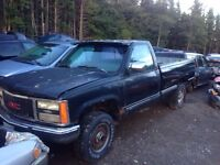 Parting out 1990 chev 1/2 ton!!!