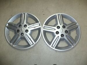 UPLANDER 17 inch ( 5 Bolt ) WHEEL COVERS
