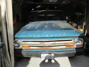 1967 Chevy C10 Pickup Truck For Sale