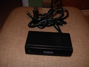 Two Video RF Modulators With Cables For Sale in Great Condition London Ontario image 1
