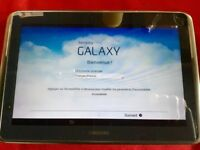 Galaxy 10.1 note tablet complete with 32gb micro sd card