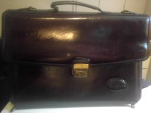 Vintage Doctor's Style Attache Case