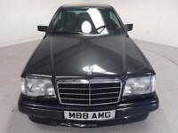 1994 M MERCEDES-BENZ E CLASS 3.2 E320 2D AUTO 217 BHP