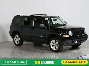 2015 Jeep Patriot North 4WD A/C TOIT MAGS BLUETHOOT