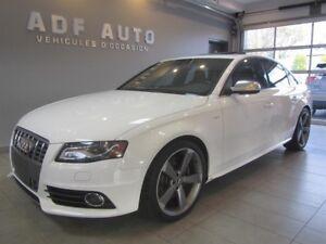 Audi S4 QUATTRO/ NAVIGATION / SPORT / MAGS 19 POUCES  2012