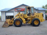 Caterpillar IT24F Articulating Wheel Loader