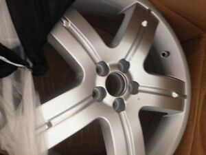 Brand new Subaru Forrester rims. Enderby