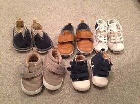 Boys pram shoes bundle