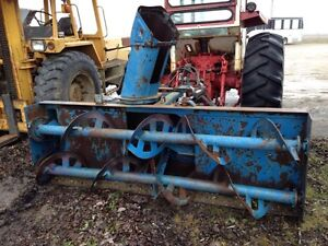 Dual Auger Astron Snow blower