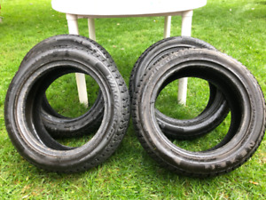 WINTER TIRES For Sale- 195/55/R15-Used 1-Winter