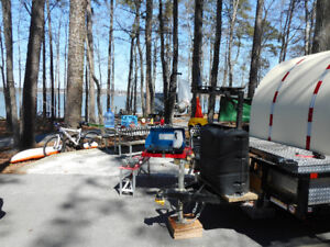 teardrop camper trailer for sale in awesome condition