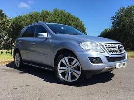 2011 Mercedes-Benz M Class 3.0 ML350 CDI BlueEFFICIENCY Sport 5dr