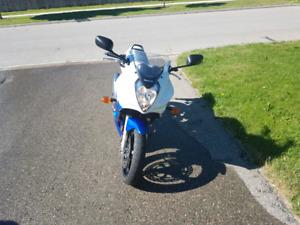 2010 Suzuki gs500