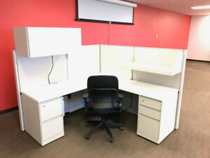Cubicles - an inside view of our product quality and build