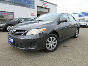 2013 Toyota Corolla-CLEAN CAR!ONE OWNER!H SEATS!WARRANTY!10,950