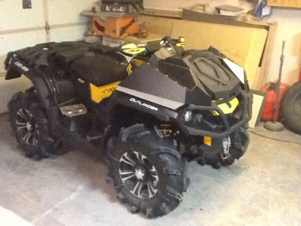 Used 2014 Can-Am Xmr 1000