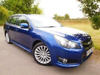 2012 Subaru Legacy 2.5i SE 5dr Lineartronic Low Mileage! Bluetooth! 5 door E...