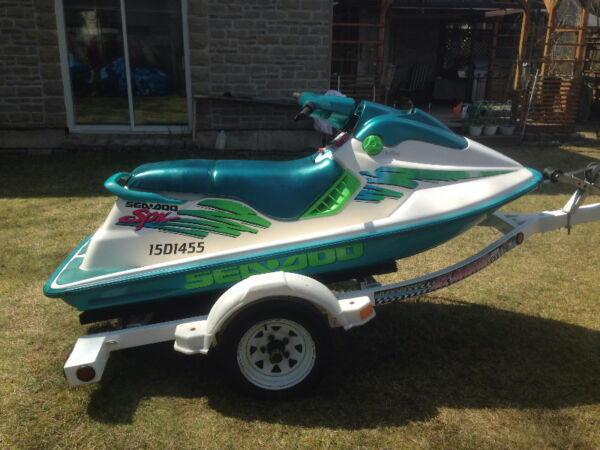 Used 1995 Sea Doo/BRP SPX