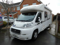 Swift Sundance 630G 4 berth motorhome