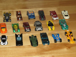 Lot #2- 30 Hot Wheels Cars Peterborough Peterborough Area image 3