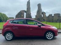 2010 Ford Fiesta 1.25 Zetec 5dr [82] HATCHBACK Petrol Manual
