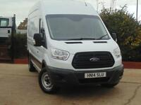 2014 Ford Transit 350 L3 H3, 125PS 2 door Panel Van