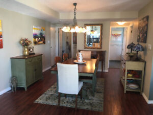 Very Large 2 Bed 2 Bath Downtown Condo for Rent