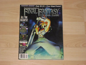 FINAL FANTASY 7 UNOFFICIAL VERSUS STRATEGY GUIDE