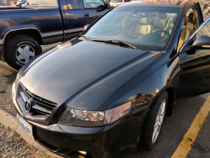 Acura Tsx 2004 for sale- $4500.  No Accidents