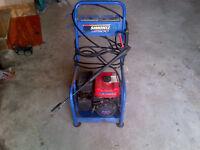 Simoniz S2500 6HP Pressure Washer