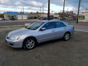 2006 HONDA ACCORD SE,178,000 KMS,CERT AND E TESTED