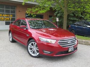 2013 Ford Taurus SEL,LEATHER,EXTRA 4 WINTER TIRES WITH RIMS,CERT